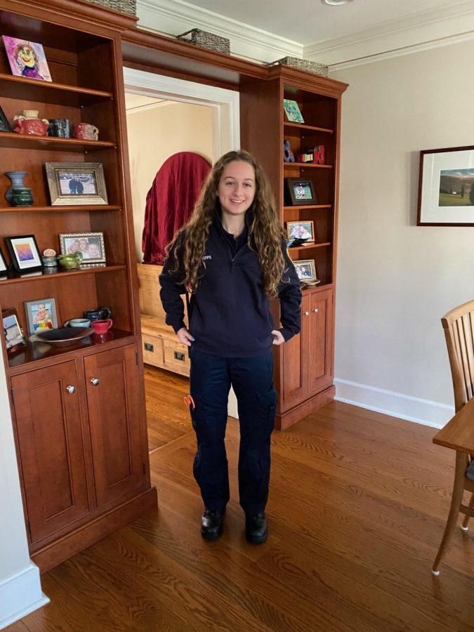 September 2021 Senior of the Month: Rachel Shepps